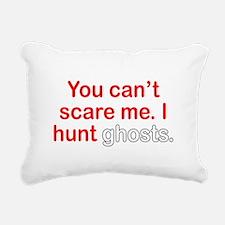 I Hunt Ghosts Rectangular Canvas Pillow