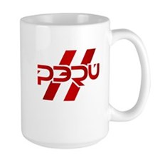 Peru Flag Mug