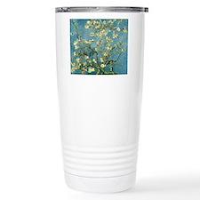 Van Gogh Blossoming Almond Tree Travel Mug