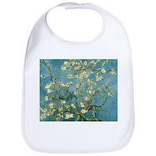Van Gogh Blossoming Almond Tree Bib