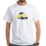 Messerschmitt Mens Classic White T-Shirts