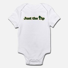 Just The Tip Infant Bodysuit