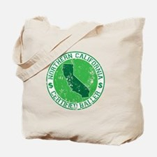 northern california certified baller Tote Bag