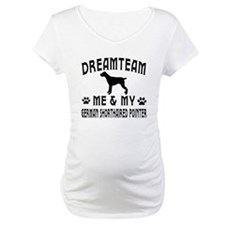 German Shorthaired Pointer Dog Designs Shirt