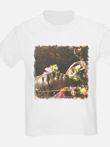 Vietnam Womens Memorial 1 Kids T-Shirt