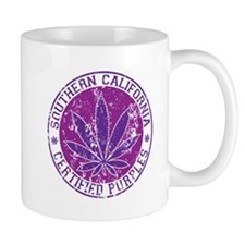 southern california certified purples Mug