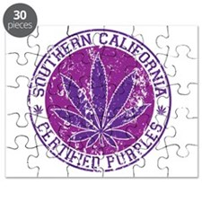 southern california certified purples Puzzle