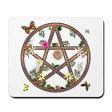"""Living Pentagram"" Mousepad"