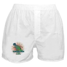 Dinosaur Fossil Expedition Boxer Shorts