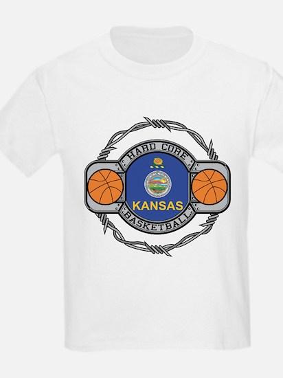 Kansas Basketball T-Shirt
