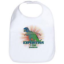 Dinosaur Fossil Expedition Bib