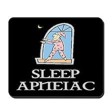 SLEEP APNEIAC Mousepad