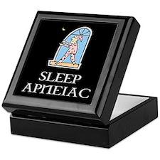 SLEEP APNEIAC Keepsake Box