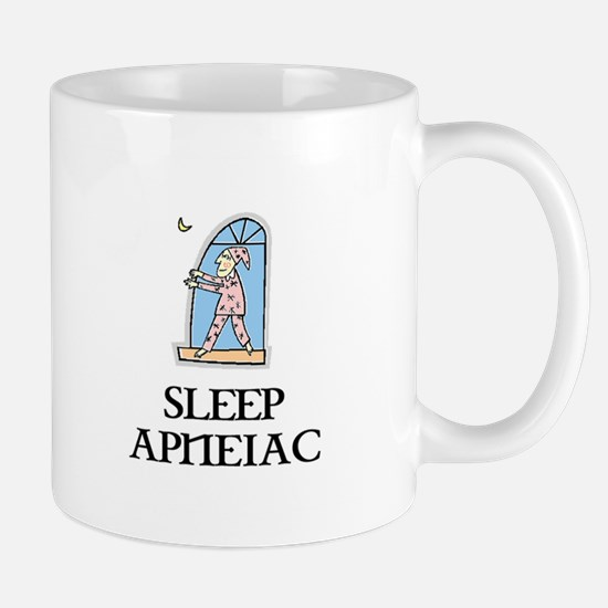 SLEEP APNEIAC Mug