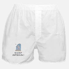 SLEEP APNEIAC Boxer Shorts