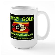 Swazi Gold Mug