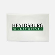 Healdsburg Rectangle Magnet