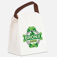 Bronx Irish.png Canvas Lunch Bag