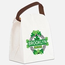 Brooklyn Irish.png Canvas Lunch Bag