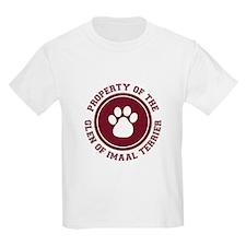 Glen of Imaal Terrier Kids T-Shirt