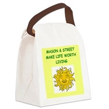 MASON and street Canvas Lunch Bag