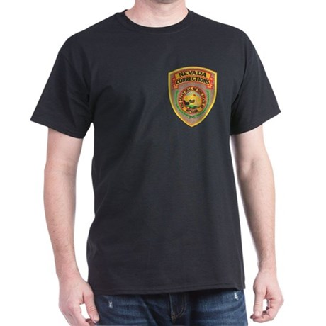 Nevada Corrections Dark T-Shirt