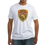 Nevada Corrections Fitted T-Shirt