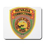 Nevada Corrections Mousepad