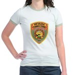 Nevada Corrections Jr. Ringer T-Shirt