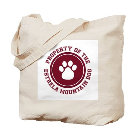 Estrela Mountain Dog Tote Bag
