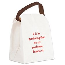 fa16 Canvas Lunch Bag