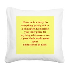 fd19 Square Canvas Pillow