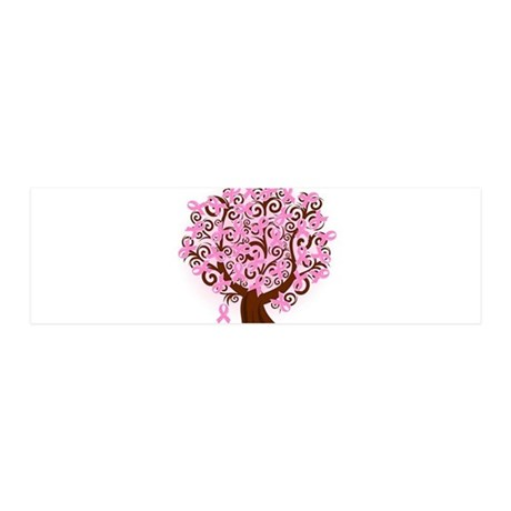 The Tree of Life...Breast Cancer Wall Decal