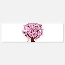 The Tree of Life...Breast Cancer Bumper Bumper Bumper Sticker
