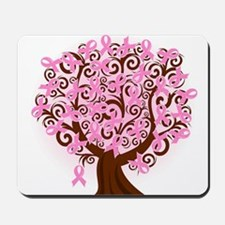 The Tree of Life...Breast Cancer Mousepad