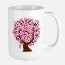 The Tree of Life...Breast Cancer Mug