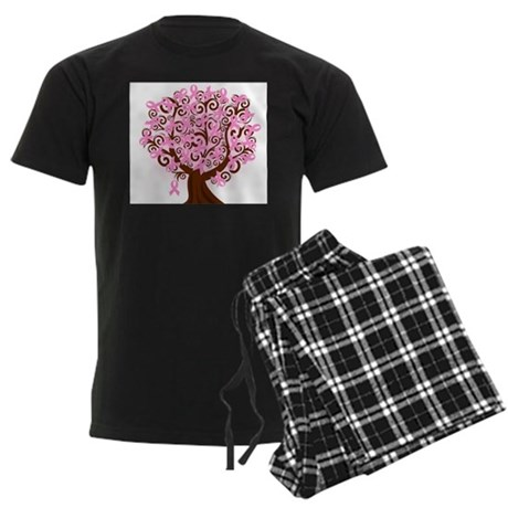 The Tree of Life...Breast Cancer Pajamas