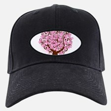 The Tree of Life...Breast Cancer Baseball Hat