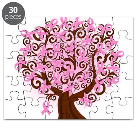The Tree of Life...Breast Cancer Puzzle