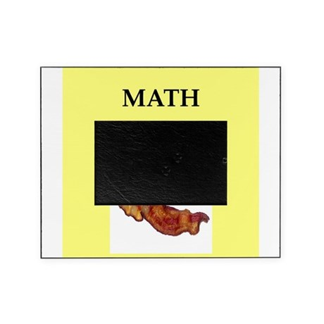 math Picture Frame by thingsyoulovebest