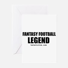 """""""LEGEND"""" Greeting Cards (Pk of 10)"""
