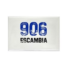 906 Rectangle Magnet