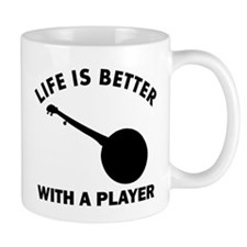 Banjo Designs Mug