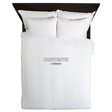 Contents 1 Comedian Queen Duvet
