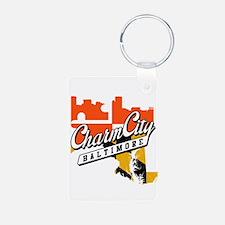 Charm City Keychains