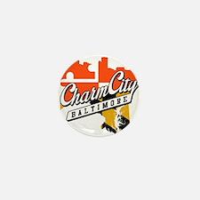 Charm City Mini Button (100 pack)