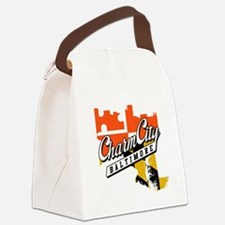 Charm City Canvas Lunch Bag