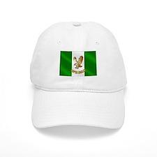 Nigerian Eagle Flag Baseball Cap