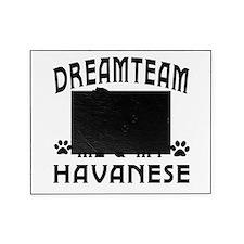 Havanese Dog Designs Picture Frame