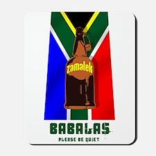 Babalas Zamalek Beer Mousepad